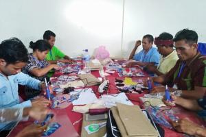 Pemkab SBD Latih 75 Warga Terkait Usaha Pengembangan Wisata