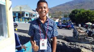 Anak Petani Asal Flotim Terpilih Jadi Delegasi Pertukaran Pelajar Antar Daerah
