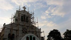 Panitia Pembangunan Gereja Karimun Dilaporkan ke Polisi Atas Dugaan Menista Agama