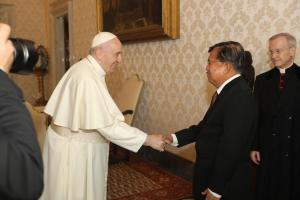 Satu Jam bersama Jusuf Kalla di Vatikan