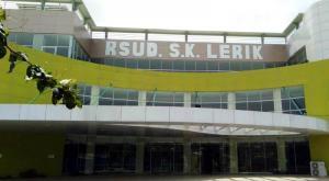 Petugas Medis Kelelahan Tangani Pasien Covid-19, IRD RSUD SK Lerik Ditutup Sementara