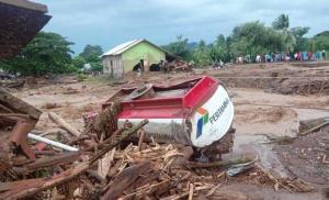 Alasan Pemerintah Belum Tetapkan Banjir dan Longsor di NTT sebagai Bencana Nasional