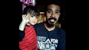 Viral, Selo Bocah 3 Tahun di Adonara Selamat dari Banjir Bandang, Ditemukan Kakek Tersangkut di Batang Pohon