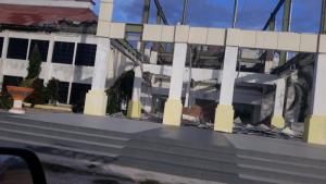 Ratusan Warga Sabu Raijua Masih Mengungsi akibat Badai Siklon Tropis Seroja di NTT