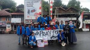 BEM Nusantara Galang Dana untuk Korban Banjir Bandang di NTT
