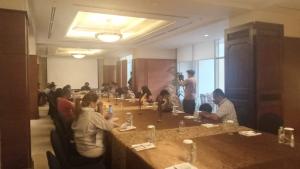 Ketemu Gories Mere dan Sesepuh NTT di Jakarta, Relawan Ungkap Kebutuhan Mendesak Pengungsi