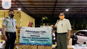 Satgas BUMN Salurkan Bantuan Logistik Senilai Rp5,1 Miliar untuk Korban Bencana Alam NTT